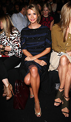 Ivanka Trump at the Carolina Herrera show  at  New York Fashion Week, Monday, 10th  September 2012. Photo by: Stephen Lock / i-Images