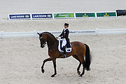 Kristy Oatley - Ronan 2<br /> Alltech FEI World Equestrian Games™ 2014 - Normandy, France.<br /> © DigiShots