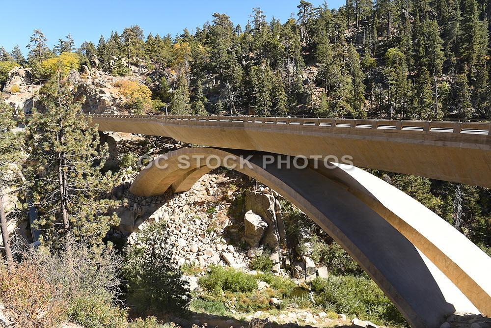California Hwy 18 Bridge to Big Bear