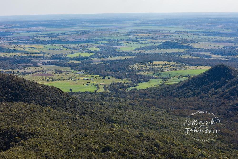 Bunya Mountains National Park & adjoining farmland, Queensland, Australia