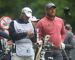 May 25, 2018 - Virginia Water, England, United Kingdom - Lee Westwood (ENG).during The BMW PGA Championship Round 2 at Wentworth Club Virginia Water, Surrey, United Kingdom on 25 May 2018  (Credit Image: © Kieran Galvin/NurPhoto via ZUMA Press)