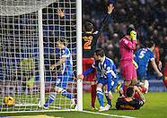 Brighton & Hove Albion v Reading 26/12/14