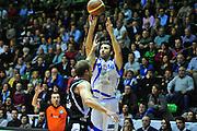 DESCRIZIONE : Sassari Lega A 2012-13 Dinamo Sassari Virtus Bologna<br /> GIOCATORE : Manuel Vanuzzo<br /> CATEGORIA : Tiro<br /> SQUADRA : Dinamo Sassari<br /> EVENTO : Campionato Lega A 2012-2013 <br /> GARA : Dinamo Sassari Virtus Bologna<br /> DATA : 30/12/2012<br /> SPORT : Pallacanestro <br /> AUTORE : Agenzia Ciamillo-Castoria/M.Turrini<br /> Galleria : Lega Basket A 2012-2013  <br /> Fotonotizia : Sassari Lega A 2012-13 Dinamo Sassari Virtus Bologna<br /> Predefinita :