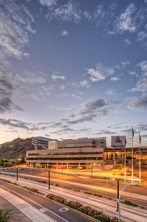 Sun Devil Stadium, Arizona State University, Tempe, Arizona