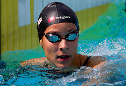 Ursa Bezan during 10th International Swimming Competition Veronika 2011, on July 16, 2011, in Pod skalco pool, Kamnik, Slovenia. (Photo by Vid Ponikvar / Sportida)