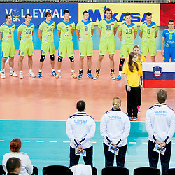 20130526: SLO, Volleyball - 2014 FIVB Men's World Championship Qualifications, Slovenia vs Moldova