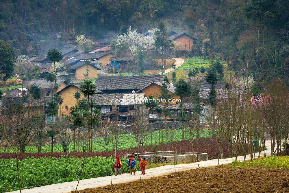 Vietnam Images-Hà Giang-Sủng là-Phong cảnh