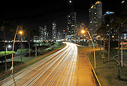 Panama, Panama 01-24 2015 PTY    Ave Balboa is one of Panama's most modern looking thoroughfares in the city and it offers easy access to the business and banking districts. (photo by Essdras M Suarez/ EMS Photography©)