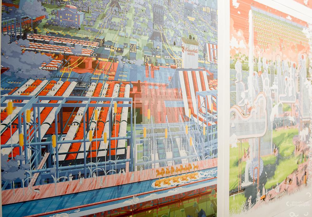 PG10 Unit show space, Bartlett School of Architecture Summer Show , Gordon St.London, 20/06/2019