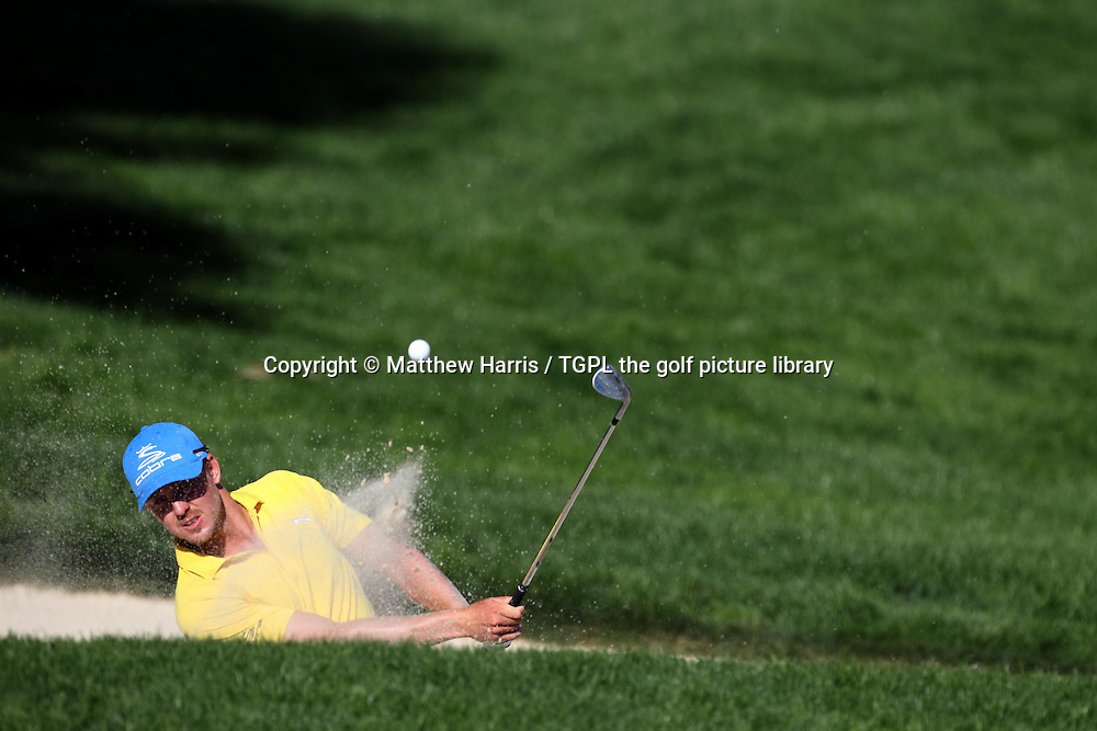 Jonas BLIXT (SWE) during fourth round US PGA Championship 2013,Oak Hill CC,