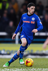 Rochdale's Ian Henderson  - Photo mandatory by-line: Matt McNulty/JMP - Mobile: 07966 386802 - 17.01.2015 - SPORT - Football - Rochdale - Spotland Stadium - Rochdale v Crawley Town - Sky Bet League One