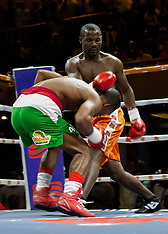 Harare- Charles Manyuchi (Zimbabwe) vs Jose Agustine Feria (Colombia) - non-title welterweight - 15