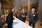 LBBW Reception at the Metropolitan Museum of Art in New York on February 7, 2007.  LBBW contributed a painting to the Glitter & Doom Collection.