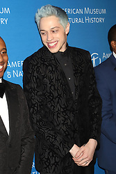 Pete Davidson attends the American Museum of Natural History's 2018 Gala at the American Museum of Natural History in New York.