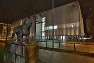 Kunsthalle bei Nacht
