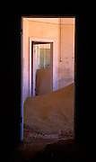 Kolmanskop Sand House in Namibia