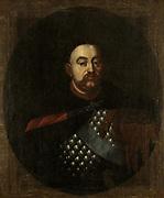King Jan Sobieski defeating the Turkish army in Vienna -Ausschnitt (1883) Jan Matejko (1838–1893)