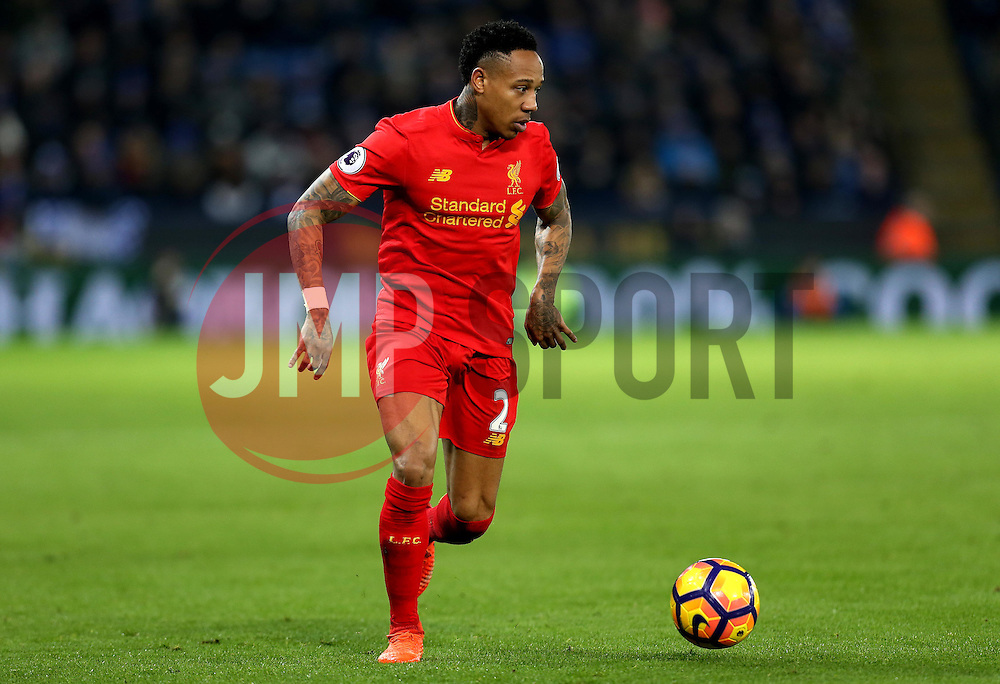 Nathaniel Clyne of Liverpool - Mandatory by-line: Robbie Stephenson/JMP - 27/02/2017 - FOOTBALL - King Power Stadium - Leicester, England - Leicester City v Liverpool - Premier League