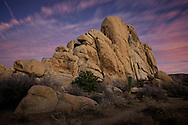 Sunset at Joshua Tree National Park | January 2009