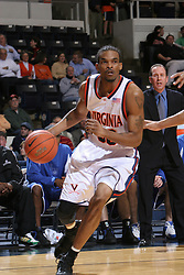 Adrian Joseph (30) against Longwood University.  Joseph had 11 points to help the Hoos to a 91-56 victory over the Lancers.
