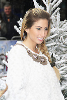 Stacey Solomon, Frozen - VIP Screening, Odeon Leicester Square, London UK, 17 November 2013, Photo by Brett D. Cove