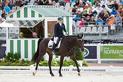 Nicole Blanks, (AUS), Vledder - Individual Test Grade IV Para Dressage - Alltech FEI World Equestrian Games™ 2014 - Normandy, France.<br /> © Hippo Foto Team - Jon Stroud <br /> 25/06/14