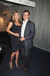 STEN & SUSANNAH BERTELSEN, she is Susannah<br />  Constantine at the GQ Men of the Year Awards held at the Royal Opera House, London on 2nd September 2008.<br /> <br /> NON EXCLUSIVE - WORLD RIGHTS