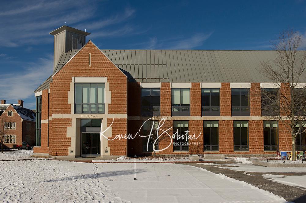 St Paul's School winter semester.  ©2016 Karen Bobotas Photographer