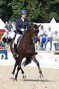 Leonie Bramall - Richthofen 7<br /> FEI World Breeding Dressage Championships for Young Horses 2012<br /> © DigiShots
