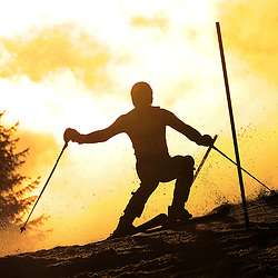 20080309: Alpine Skiing - Men Ski World Cup Kranjska Gora Slalom