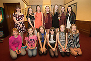 Monifieth Ladies under 13s - Monifieth Ladies presentation evening at the Panmure Hotel, Monifieth - Photo: David Young, <br /> <br />  - &copy; David Young - www.davidyoungphoto.co.uk - email: davidyoungphoto@gmail.com