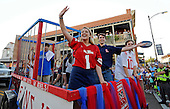 10.17.14-Homecoming parade and pep rally
