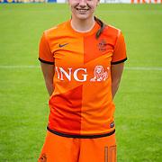 NLD/Velsen/20130701 - Selectie Nederlands Dames voetbal Elftal, Danielle van de Donk