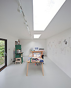 ecospace studios, artist studio, south london, england, uk, art, garden studio, garden office