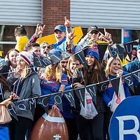 Homecoming Parade 2017, Bronco Bash, Photos by Taylor Lippman