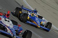 Dario Franchitti, Meijer Indy 300, Sparta, KY 9/4/2010