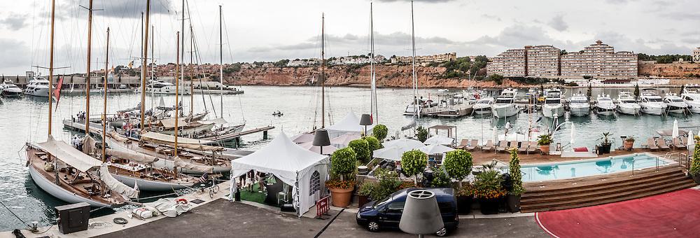 Classic Silver Bollard Regatta 2015, Port Adriano 2015 ©JesúsRenedo