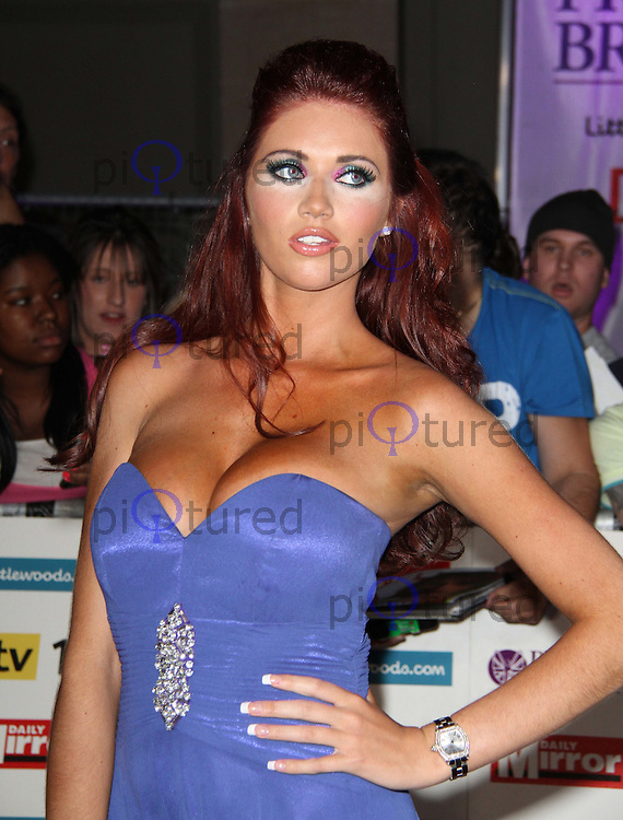Amy Childs Pride of Britain Awards, Grosvenor House Hotel, London, UK. 03 October 2011. Contact: Rich@Piqtured.com +44(0)7941 079620 (Picture by Richard Goldschmidt)
