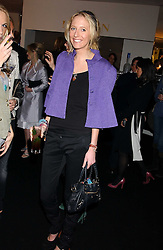 The HON.SOPHIA HESKETH at a party to celebrate The World of Alber Elbaz for Lanvin at Harvey Nichols, Knightsbridge, London on 1st February 2006.<br />