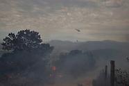 Donkerhoek Fire - 9 Feb 2018