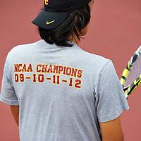USC M TENNIS NCAA ROUND 2