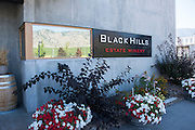 Black Hills Estate Winery, Okanagan, British Collumbia, Canada