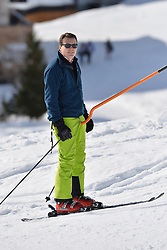 22.02.2016, Lech, AUT, Fototermin mit der Niederländischen Königsfamilie in Lech am Arlberg, im Bild Prinz Constantijn // Prince Constantijn pose for photographers during a photo session in the Austrian skiing resort of in Lech, on Monday, Feb. 22, 2016. The Dutch Royal family is currently spending their winter vacation in the western Austrian province of Vorarlberg. Lech, Austria on 2016/02/22. EXPA Pictures © 2016, PhotoCredit: EXPA/ Stringer