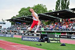 LEPIATO Maciej, POL, Long Jump, T44, 2013 IPC Athletics World Championships, Lyon, France