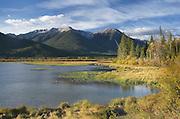 Vermilion Lakes Banff National Park Alberta