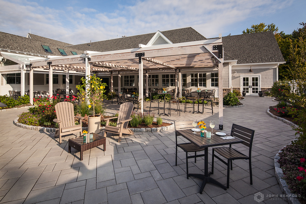 The Atlantic Grill, Rye, NH<br /> Clients: Woodburn &amp; Co. Landscape Architects, The Atlantic Grill
