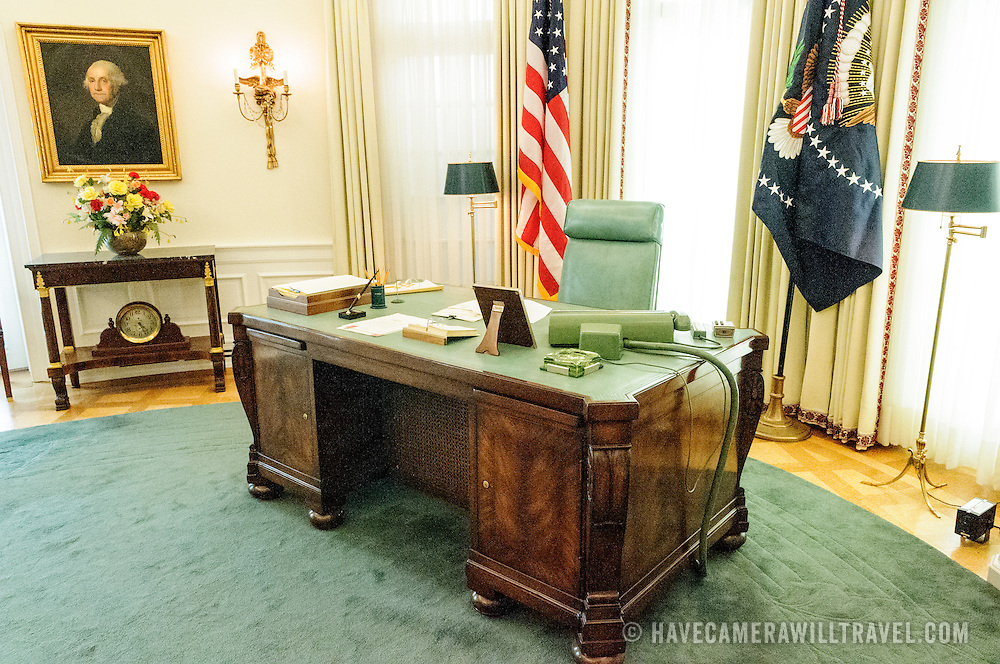 Oval Office exhibit at LBJ Library Have Camera Will Travel Photos