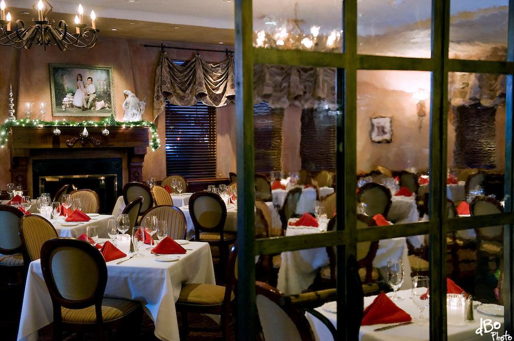 Main dining room at Filomena Cucina Restaurant, Thursday, Jan. 8, 2009 in Berlin, NJ. (Photo/Douglas M. Bovitt)