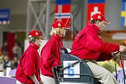 De Ruijter Harry, NED<br /> World Cup Driving - Bordeaux 2002<br /> © Hippo Foto - Dirk Caremans<br /> 10/02/2002