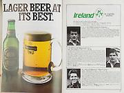 Irish Rugby Football Union, Ireland v Wales, Five Nations, Landsdowne Road, Dublin, Ireland, Saturday 5th March, 1988,.05.03.1988, 03.05.1988,..Referee- R J Megson, S.R.U., ..Score - Ireland 9-12 Wales, ..Irish Team, ..P P Danaher,  Wearing number 15 Irish jersey, Full Back, Lansdowne Rugby Football Club, Dublin, Ireland,..T M Ringland,  Wearing number 14 Irish jersey, Right Wing, Ballymena Rugby Football Club, Northern Ireland,..B J Mullin, Wearing number 13 Irish jersey, Right Centre, Blackrock College, Rugby Football Club, Dublin, Ireland, ..M J Kiernan, Wearing number 12 Irish jersey, Left Centre, Dolphin Rugby Football Club, Cork, Ireland, ..K D Crossan, Wearing number 11 Irish jersey, Left Wing, Instonians Rugby Football Club, Belfast, Northern Ireland,..P M Dean, Wearing number 10 Irish jersey, Out Half, St Marys Rugby Football Club, Dublin, England, ..M T Bradley, Wearing number 9 Irish jersey, Scrum Half, Constitution Rugby Football Club, Cork, Ireland,..M E Gibson, Wearing number 8 Irish jersey, Forward, London Irish Rugby Football Club, London, England, ..W D McBride, Wearing number 7 Irish jersey, Forward, Malone Rugby Football Club, Belfast, Northern Ireland,..P M Mathews, Wearing number 6 Irish jersey, Forward, Wanderers Rugby Football Club, Dublin, Ireland,..W A Anderson, Wearing number 5 Irish jersey, Forward, Dungannon Rugby Football Club, Ireland, ..D G Lenihan, Wearing number 4 Irish jersey, Captain of the Irish team, Forward, Cork Constitution Rugby Football Club, Cork, Ireland,..D C Fitzgerald, Wearing number 3 Irish jersey, Forward, Lansdowne Rugby Football Club, Dublin, Ireland,..T J Kingston, Wearing number 2 Irish jersey, Forward, Dolphin Rugby Football Club, Ireland,..T P J Clancy, Wearing number 1 Irish jersey, Forward, Lansdowne Rugby Football Club, Dublin, Ireland,..Welsh Team, ..P H Thorburn, Wearing number 15 Welsh jersey, Full Back, Neath Rugby Football Club, Neath, Wales, ..I C Evans, Wearing number 14 Welsh jersey, Right Wing, Llane